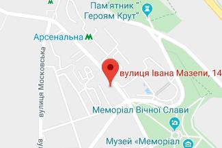 Нотаріус у Печерському районі Києва Курносова Марія В'ячеславівна
