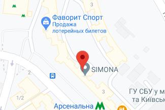 Нотариус в Печерском районе Киева - Спасская Марина Александровна