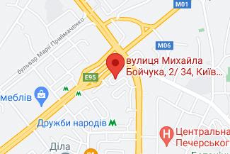 Нотариус в Печерском районе Киева - Новохатняя Наталия Сергеевна